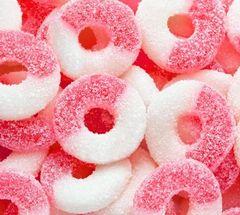 Watermelon Rings 400 mg