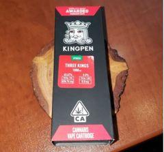 KingPen Vape Cart 1 G 3 Kings Hybrid