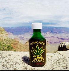 Medicated Roots Strawberry 2400 mg