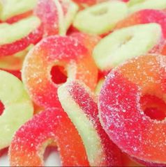 Peach Rings 400 mg