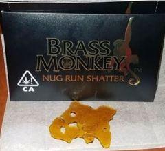 Brass Monkey 1 g Nug Run XJ-13 Organic