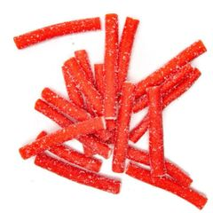 Strawberry Straws 400 mg