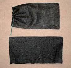 Empty Filter Fabric Bag - 8oz