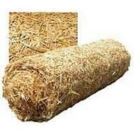 Straw Blanket - Double Sided