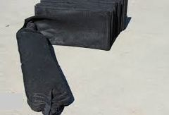 Silt Sock - HDPE Fabric