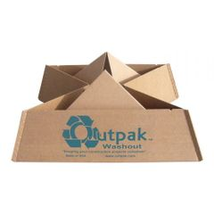 Outpak Washout Box