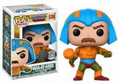 Funko POP! Specialty Series MAN AT ARMS #538