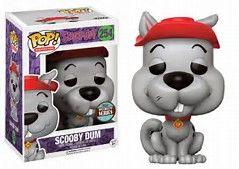 Funko POP! Specialty Series SCOOBY DUM #254