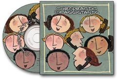 Chiropractic for Assistants CD
