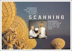 CLA Scanning Postcard
