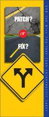 Patch or Fix Brochure (MULTIBUY) (200 Brochures)