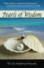 Pearls of Wisdom by Dr. Liz Anderson-Peacock