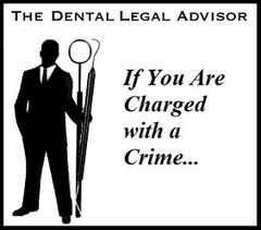 Dentist or Staff Member Charged with a Crime