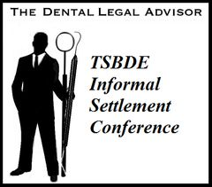 "TSBDE Informal Settlement Conference (""ISC"") - What You Need to Know and Do"