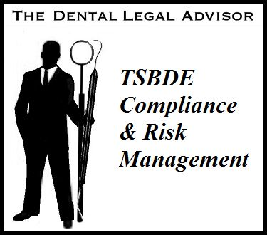 TSBDE Compliance & Risk Management Package