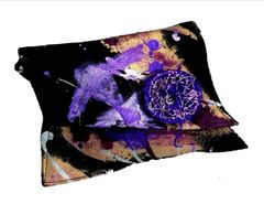 Hand painted purse - one of a kind and it is gorgeous :)