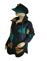 Mud Cloth Jacket - one of a kind - brim sold separately