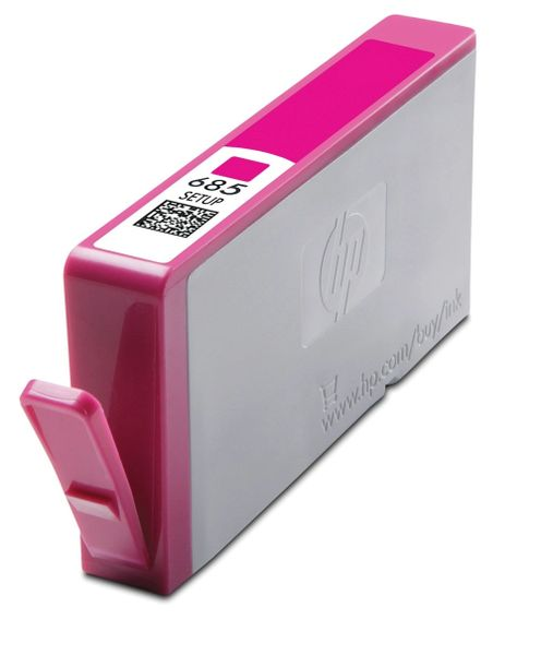 Dubaria 685 Magenta Ink Cartridge For HP 685 Magenta Ink Cartridge