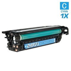Dubaria 647A Toner Cartridge Compatible For HP 647A Cyan Toner Cartridge / HP CE261A Cyan Toner Cartridge For HP CP4025, CP4520, CP4525, CM4540