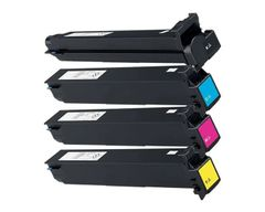 Dubaria TN 613 Toner Cartridge Compatiblw For Konica Minolta TN613K, TN613C, TN613M, TN613Y Toner Cartridges For Use In C452, C552, C652 Printers