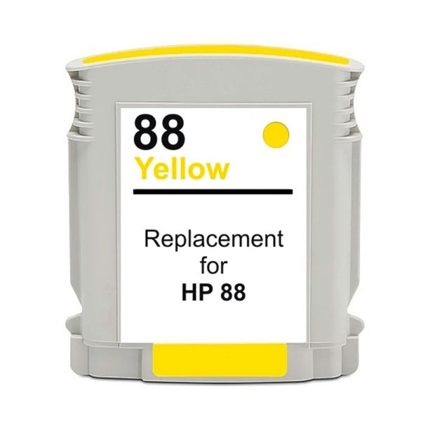 Dubaria 88 Yellow Ink Cartridge For HP 88 Yellow Ink Cartridge