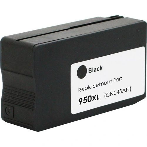 Dubaria 950 XL Black Ink Cartridge For HP 950XL Black Ink Cartridge