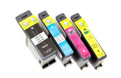 Dubaria 100XL Ink Cartridge Compatible For Lexmark 100 / 100 XL / 108 XL / 108 For Use In Lexmark S300, S301, S302, S305, S308, S402, S405, S408, S502, S505, S508 Printer- Black, Cyan, Yellow & Magenta - Combo Value Pack