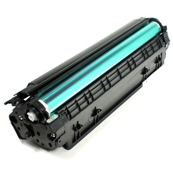 Dubaria 925 Compatible For Canon 925 Toner Cartridge For Canon LBP 6018B, 3010B - Black Toner Cartridge