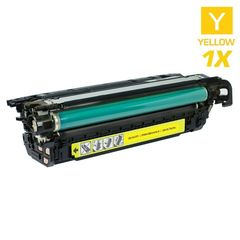 Dubaria 647A Toner Cartridge Compatible For HP 647A Yellow Toner Cartridge / HP CE262A Yellow Toner Cartridge For HP CP4025, CP4520, CP4525,