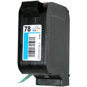 Dubaria 78 Tricolour Ink Cartridge For HP 78 Tricolour Ink Cartridge