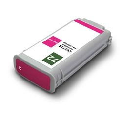 Dubaria 72 Magenta Ink Cartridge For HP 72 Magenta Ink Cartridge