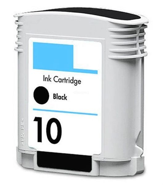 Dubaria 10 Ink Cartridge For Use In HP Business InkJet 1000, 1100 Series, 1200 Series, 2200 Series, 2230, 2250 Series, 2280 Series, 2300 Series 2600 Series, 2800 Series, cp1700, OfficeJet 9110, 9120, 9130, OfficeJet Pro K850