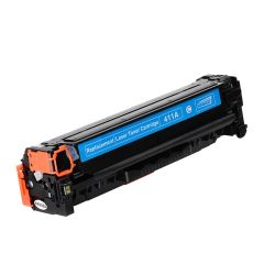 Dubaria CE411A Cyan Toner Cartridge Compatible For HP 305A / CE411A For Use In HP LaserJet Pro 300 color M351, 300 color M351a, 300 color M375nw MFP, 400 color M451nw, 400 color M451dn, 400 color M451dw, 400 color M475dw MFP, 400 color M475dn MFP
