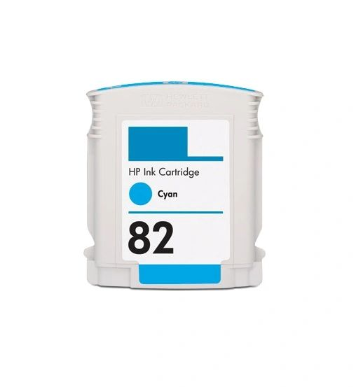 Dubaria 82 Cyan Ink Cartridge For HP 82 Cyan Ink Cartridge