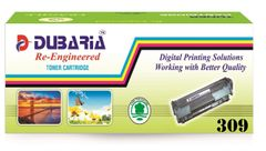 Dubaria 309 Compatible For Canon 309 Toner Cartridge For Canon LBP 3500, LBP 3900, LBP 3950 - Black Toner Cartridge