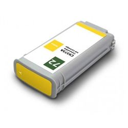 Dubaria 72 Yellow Ink Cartridge For HP 72 Yellow Ink Cartridge