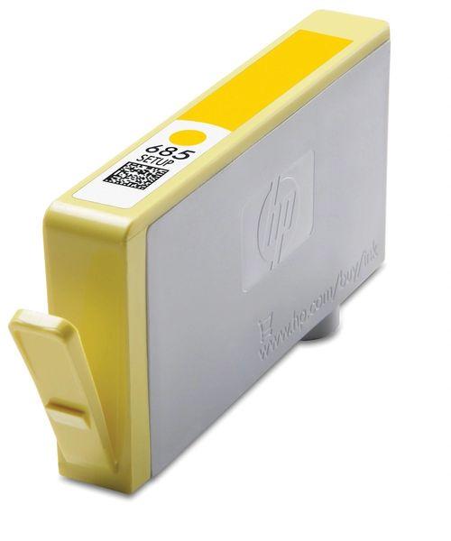 Dubaria 685 Yellow Ink Cartridge For HP 685 Yellow Ink Cartridge