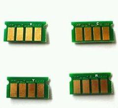 Dubaria Premium Toner Reset Chip For Ricoh Color Toner Cartridges C220, C221, C222, C240 - Cyan, Magenta, Yellow & Black