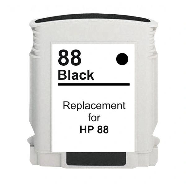 Dubaria 88 Black Ink Cartridge For HP 88 Black Ink Cartridge