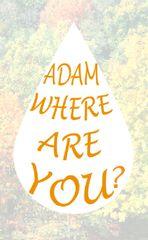 Adam Where Are You?