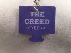 The Creed: Male Puzzle Piece, God Tags