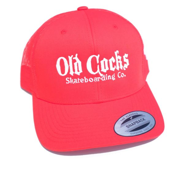 Red Snap Back