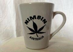 Nimbin Mug - Marijuana Leaf