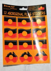 Koori Stickers - Set of 12