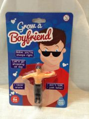 Grow Your Own Boyfriend - Just Add Water
