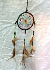 Hemp Dream Catcher - Large