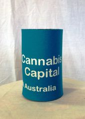 Stubby Holder - Blue
