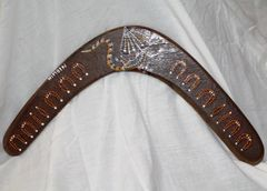 Nimbin Boomerang 14''