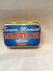 Memory Loss Mint