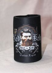 Ned Kelly Stubby Holder